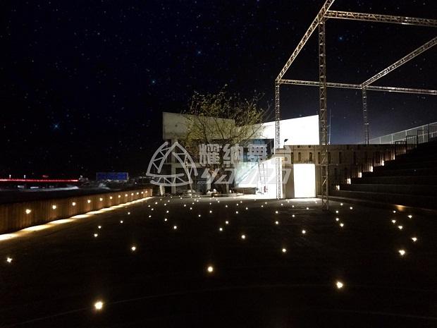 桁架棚架工程案例