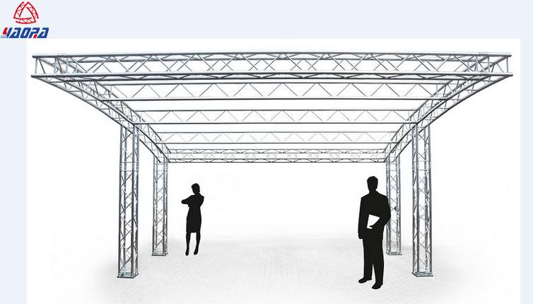 演出舞台灯光架是怎么撑起整个舞台的