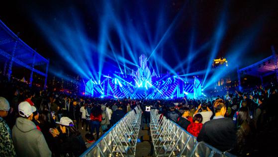 大型演唱会活动安全