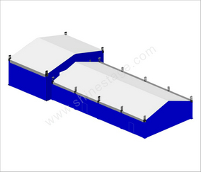 舞台灯光桁架焊接技术标准
