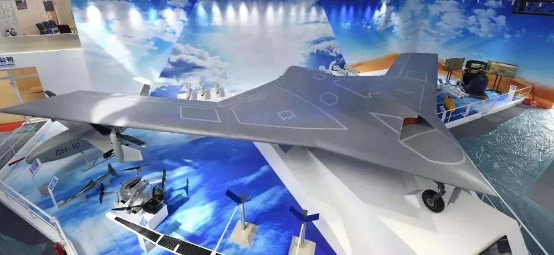 珠海航空展览架