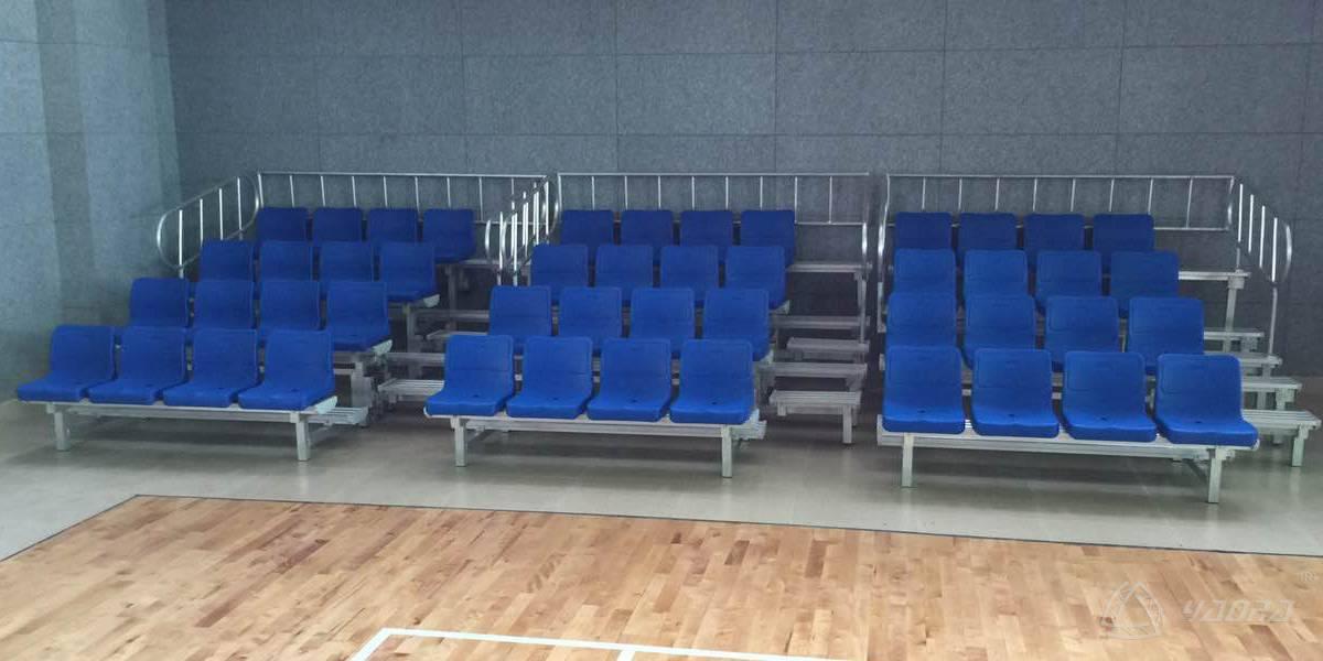 东莞学校体育馆简易看台