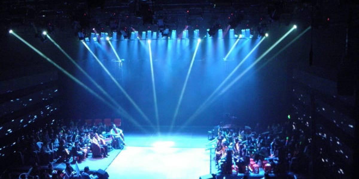 浙江天声歌王大型歌唱舞台选秀节目
