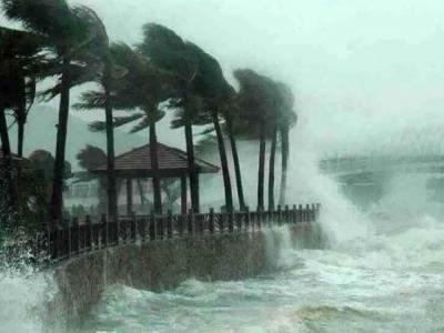 """""""玛莉亚""""登陆 , 当台风赶上演出活动怎么演"""