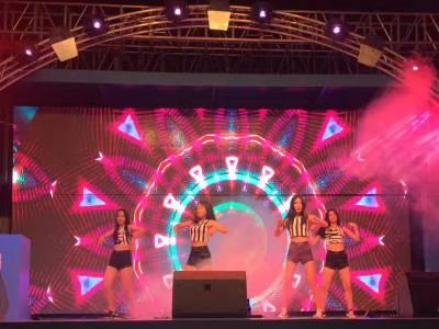 舞台灯光的重要性到底是什么呢?广州铝合金舞台桁架/广州舞台灯光架/铝合金太空架/舞台灯光