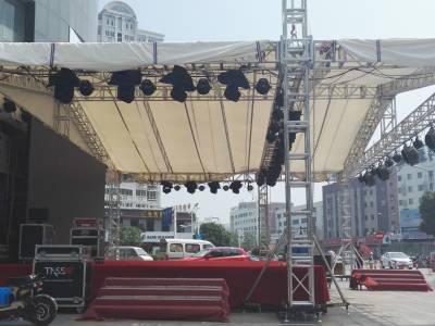 铝合金舞台灯光架的发展和需求