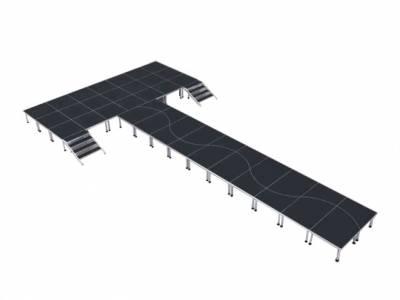 舞台桁架设计专家解决高难度舞台问题
