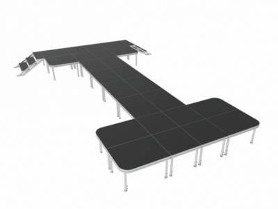 舞台桁架的使用技巧