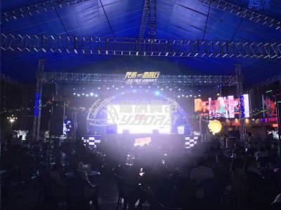 中秋节大型活动舞台设备如何选择厂家?
