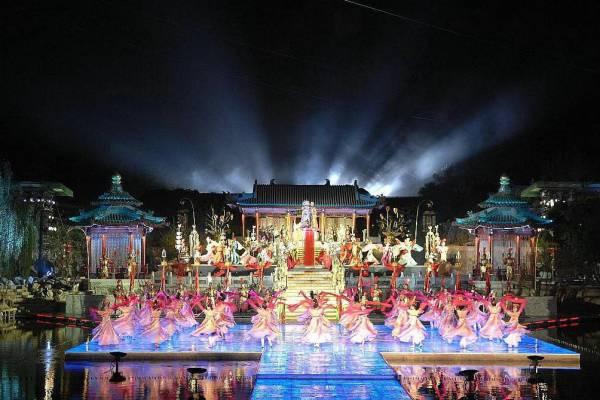 谈谈文旅演艺舞台的生动案例与发展前景