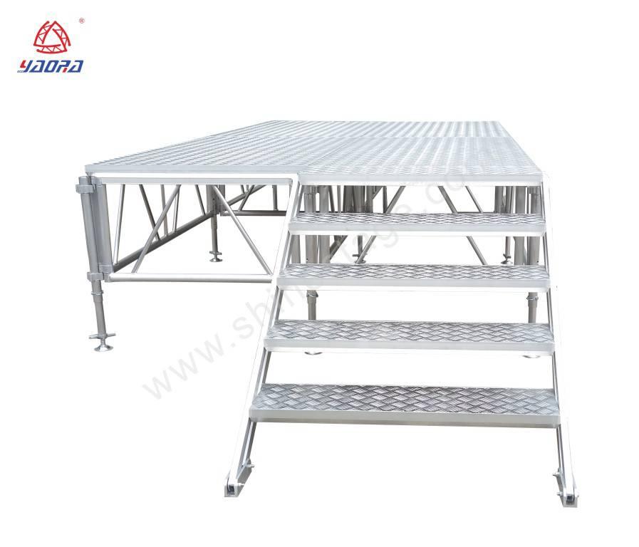 铝合金拼装舞台SA1224